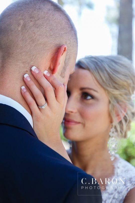 boucles d'oreilles mariage princesse 5
