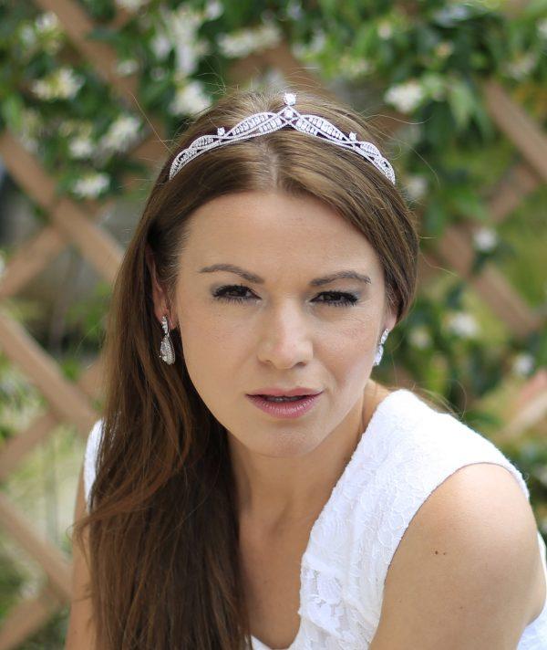 diademe princesse pour mariage 02
