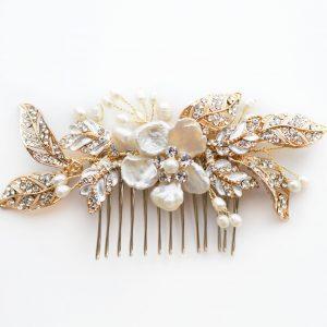 peigne cheveux mariage bijoux et accessoires de mariage. Black Bedroom Furniture Sets. Home Design Ideas