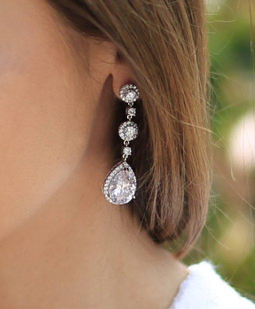 boucles-oreilles mariage-faux-diamants-4