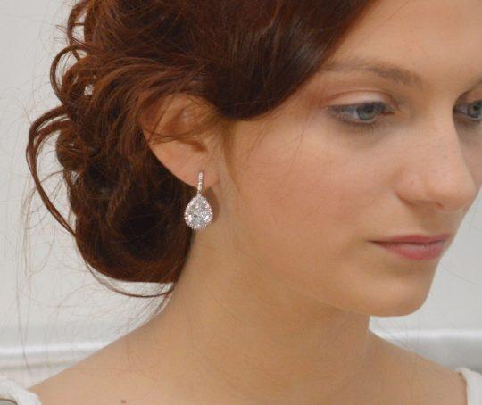 boucles d'oreilles mariée 2