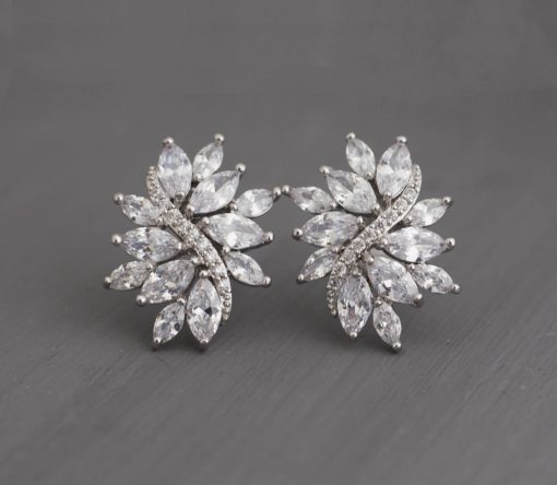 boucles mariage chic