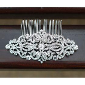 peigne de mariée cristal swarovski 3