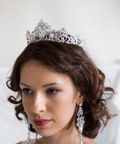 couronne cristal swarovski 4