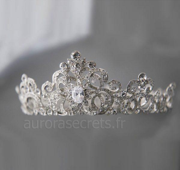 couronne cristal swarovski 6