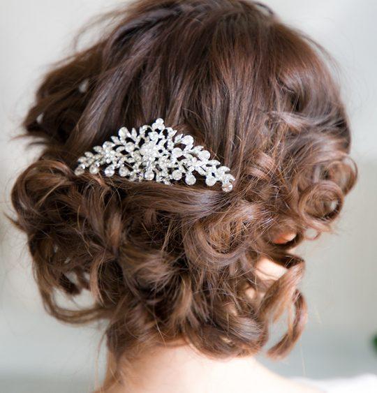 peigne coiffure mariage strass fleuri 4