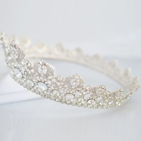 couronne mariage swarovski diademe royale 2