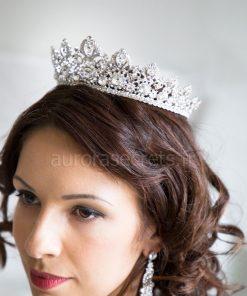 couronne mariage swarovski diademe royale 6