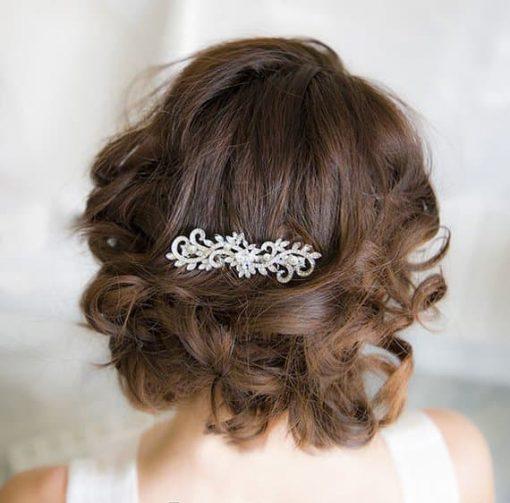 Peigne coiffure mariage