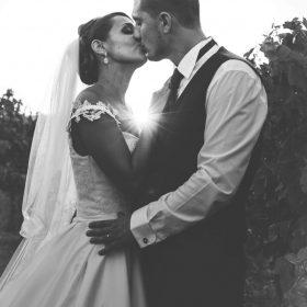 Boucles d'oreilles mariage 2