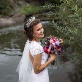 Diadème mariée