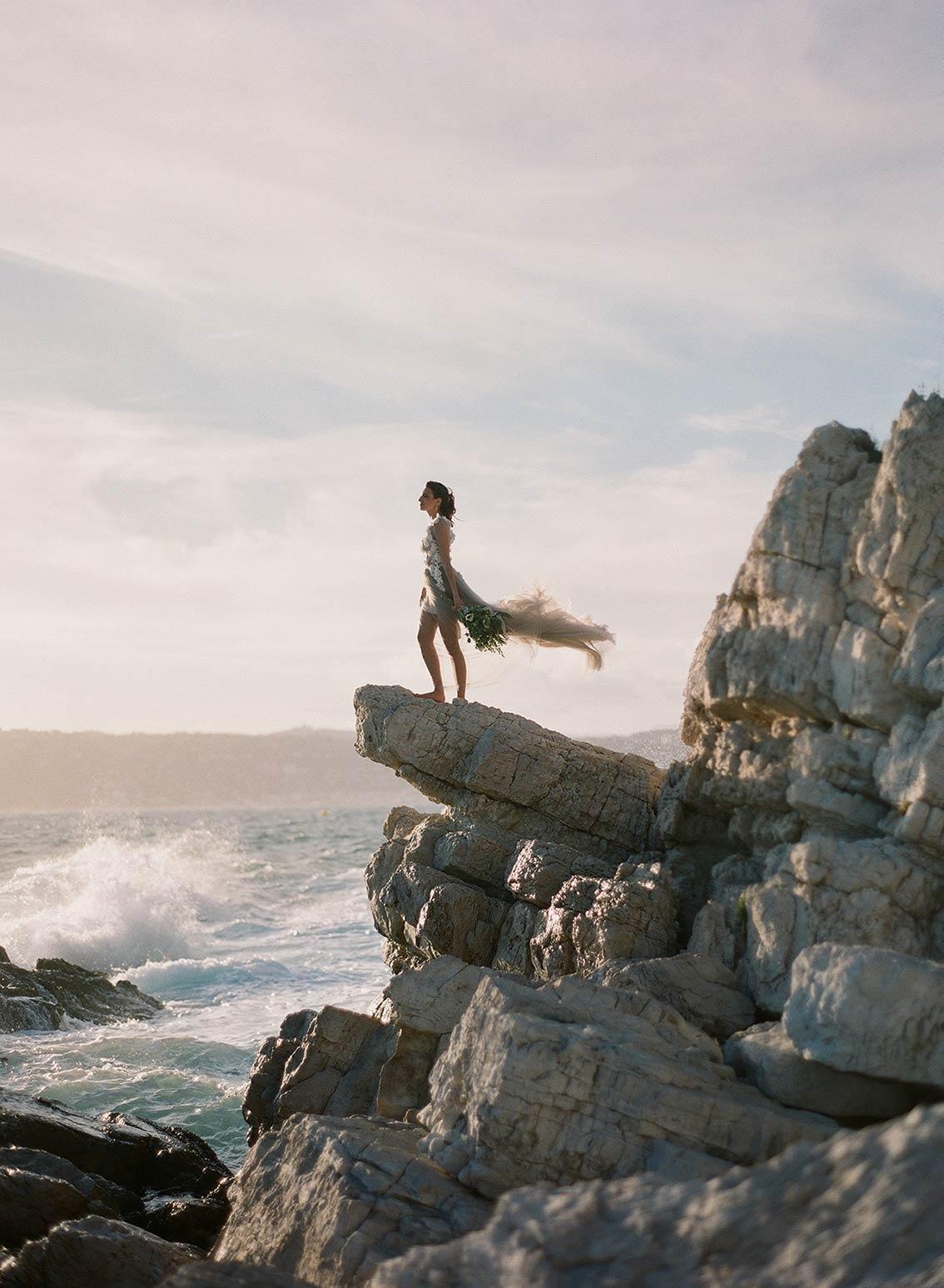 Inspiration mariage mer Antibes Cote d'Azur 4