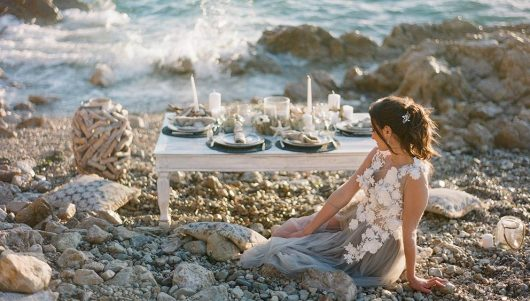 Inspiration mariage mer Antibes Cote d'Azur 1