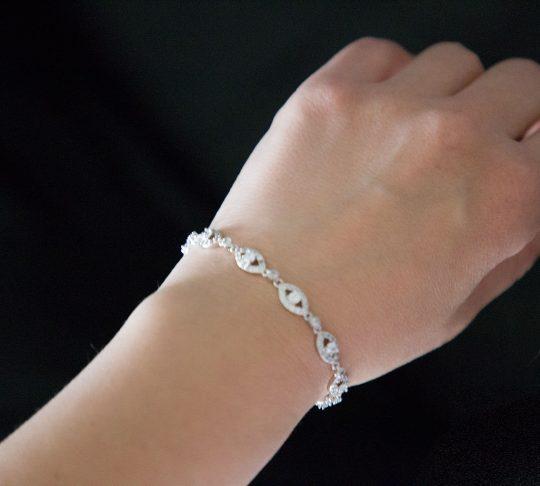 Bracelet fin pour mariage 2
