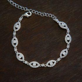Bracelet fin pour mariage 3