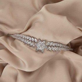 Serre-tête bijou mariage diadème de luxe