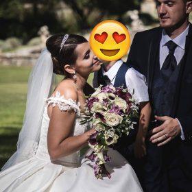 Tiare de mariage 5