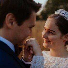 Diadème mariage Meghan Markle réplique diamantée