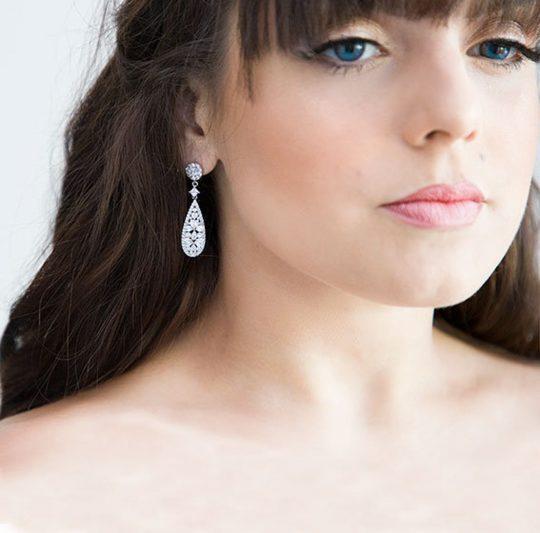 Parure bijoux mariage Ornella 2