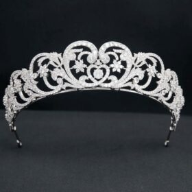 Diademe princesse Diana couronne mariage